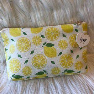 Imoshion Lemon Makeup Bag